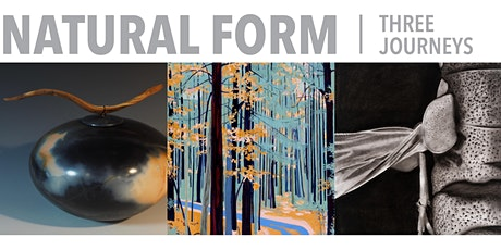Natural Form: Three Journeys tickets