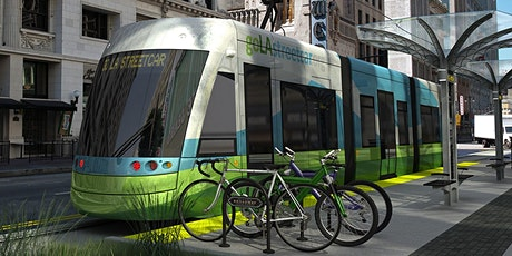 Learn about Downtown LA Streetcar Project with Derek Benedict tickets