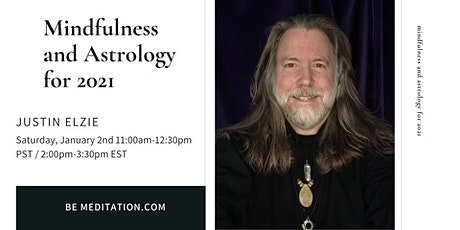 Mindfulness and Astrology for 2021 tickets
