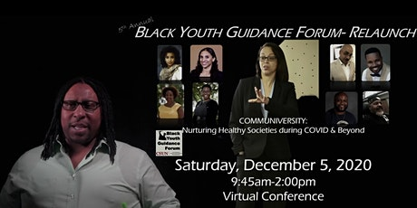 5th Annual Black Youth Guidance Forum: Relaunch!! tickets