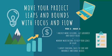 Move Your Project Forward: Make Leaps and Bounds of Progress on Your Goal tickets