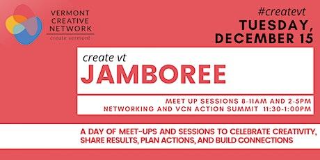 Jamboree! (Vermont Creative Network) tickets