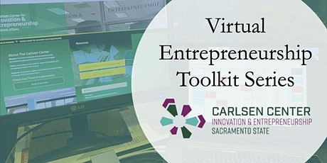 Virtual Entrepreneurship Toolkit Series tickets