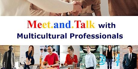 Meet Multicultural Professionals billets