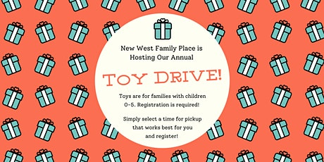 NWFP Toy Drive (Dec 16th 9:00 - 9:30 AM) tickets