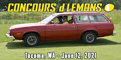 Concours d'Lemons NorthWorst tickets