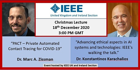 IEEE UK and Ireland Christmas Lecture tickets
