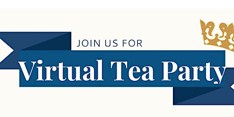 Friends Virtual Tea Party tickets