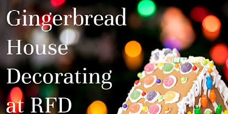 Gingerbread Decorating @ Recklesstown Farm Distillery tickets