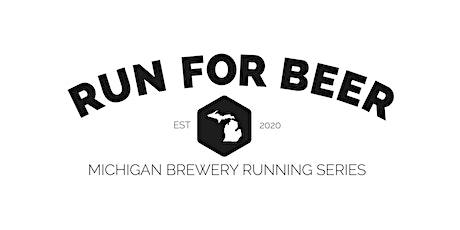 Brown Iron 5K | 2021 Michigan Brewery Running Series tickets