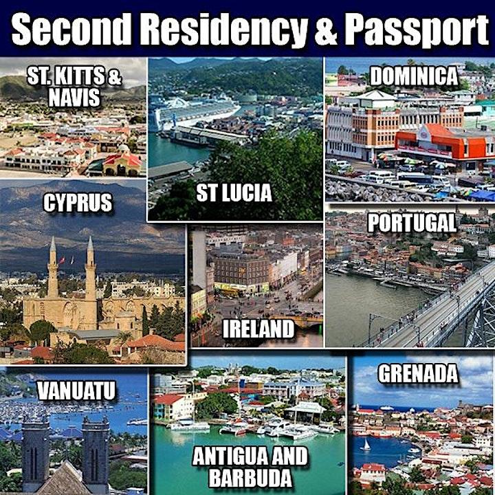 Second Citizenship & Residence Programs - Meet Authorised Ambassadors image