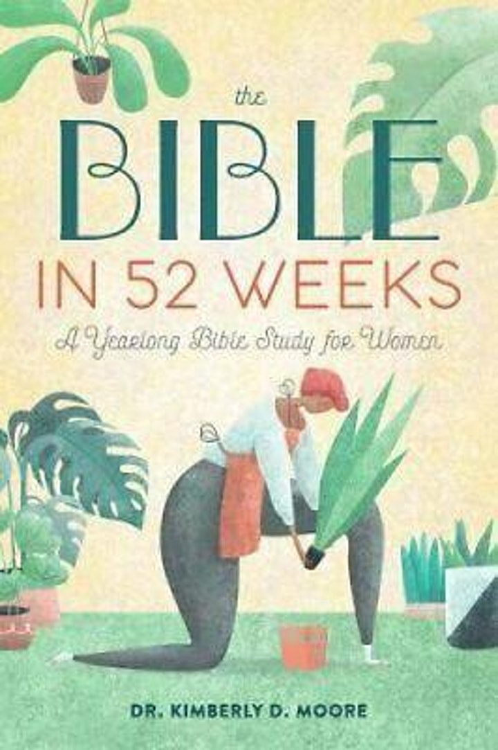 BHEM: WOW WOMEN'S MINISTRY MONDAY NIGHT BIBLE STUDY: THE BIBLE IN 52 WEEKS image