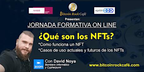 ¿Que son  los NFTs? entradas