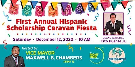 Hispanic  Scholarship Caravan Fiesta tickets
