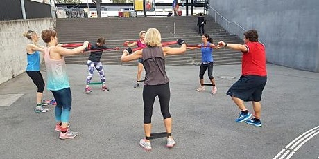 Swiss City Bootcamp mit Samira @Bregenz Tickets