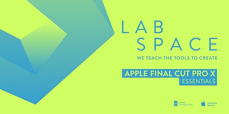 Apple Final Cut Pro X Essentials Course Melbourne LS tickets