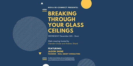 Breaking Through your GLASS Ceilings tickets