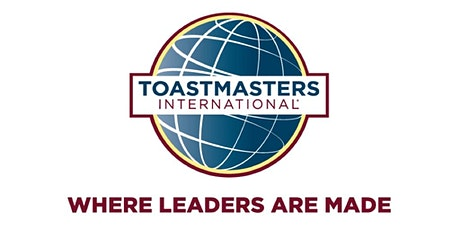 New Beginnings Toastmasters tickets