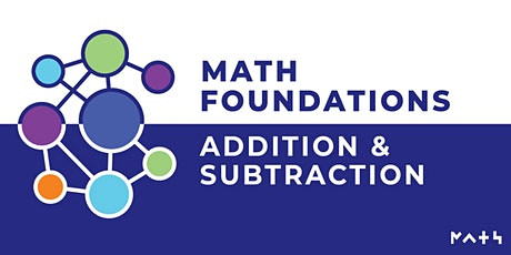 Math Foundations: Addition & Subtraction tickets