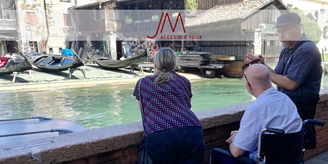 VENICE ACCESSIBLE TOUR tickets