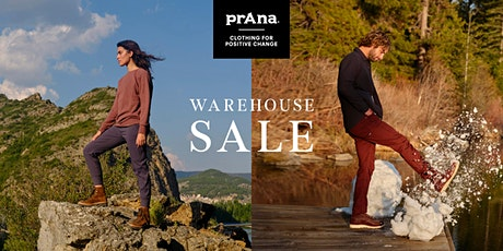 prAna Warehouse Sale - December 2020  - Encinitas, CA tickets