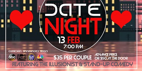 DATE NIGHT | LAUGH THE NIGHT AWAY tickets