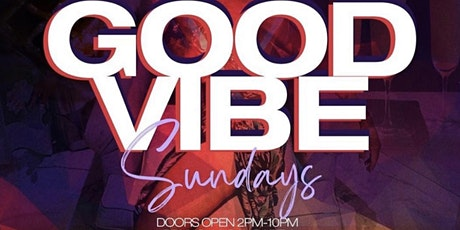 Good Vibes Sundays Brunch Day Party 5th & Mad prefix 2hr unlimited Drinks tickets