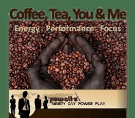 Coffee, Tea, You & Me: FREE Weekly Business Coaching tickets
