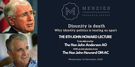 Annual John Howard Lecture (online) tickets