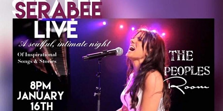 A Soulful Night with SERABEE tickets