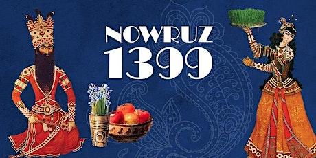 Postponed: Nowruz 1400 Gala at San Francisco City Hall 2021 tickets