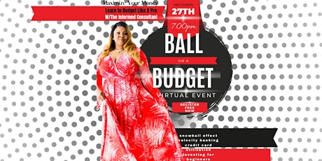 Ball On a Budget Virtual Event tickets