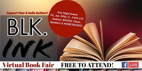 BLK INK Virtual Book Fair tickets