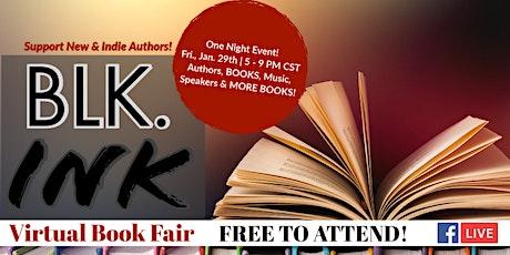 BLK INK Virtual Book Fair tickets