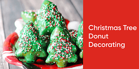Donut Christmas Tree Decorating tickets