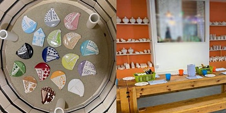 Special Week Day Offer - Pottery painting at The Ark tickets