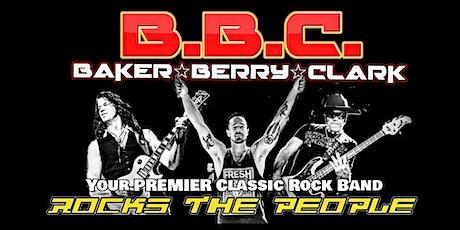 B.B.C. (Formerly RockForce)- Atlanta's Premiere 70's & 80's Rock Power Trio tickets