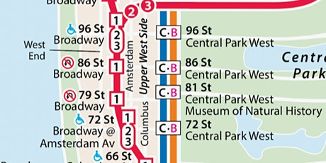 Subway Maps: The Good, the Bad, and the  Better? tickets