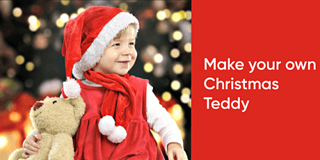 Make your own Christmas Teddy tickets