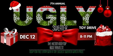 7th Ugly Sweater/TOY DRIVE tickets