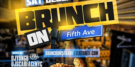 BrunchOn5th Saturdays tickets