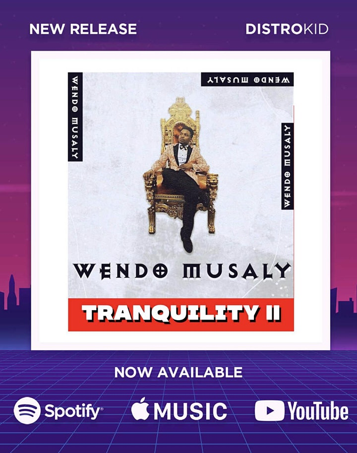 Wendo Musaly on Tour image
