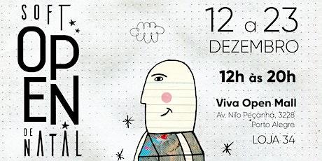 Soft OPEN Feira de Design de NATAL no Viva Open Mall - VAI TER FEIRA! ingressos