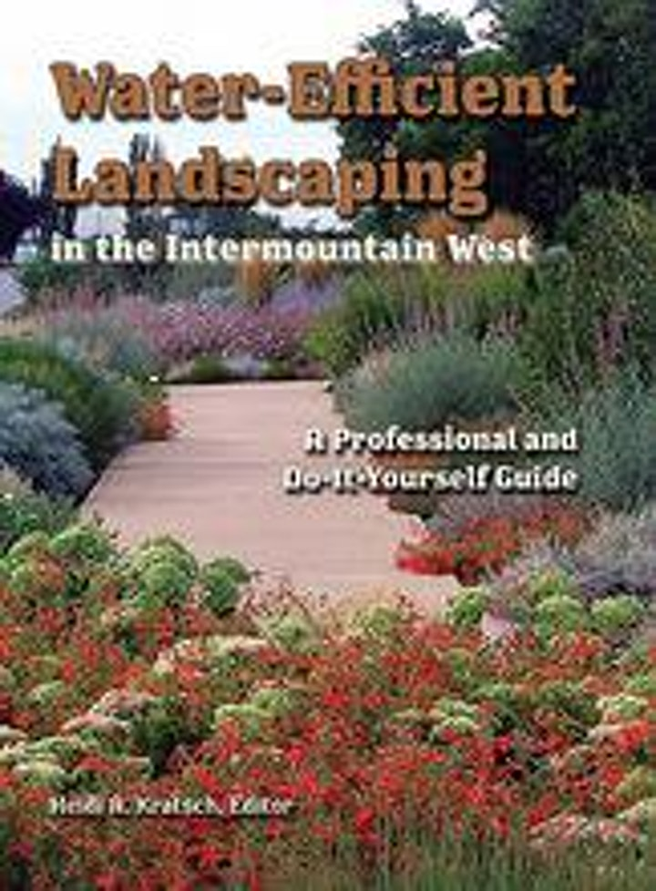 Book Purchase: Water-Efficient Landscaping in the Intermountain West image