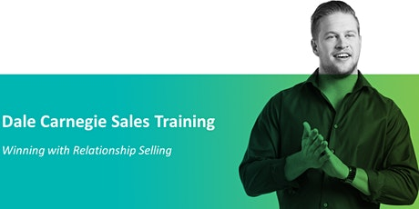 Free Preview Winning With Relationship Selling Dale Carnegie tickets