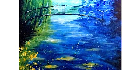 Monet's Bridge - Plucka's Art Studio (Feb 07 1.30pm) tickets