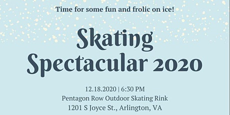 Outdoor Skating Spectacular 2020! tickets