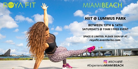 HIIT AT LUMMUS tickets
