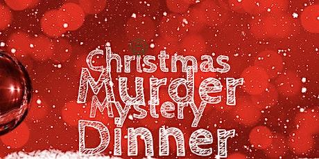 Christmas Murder Mystery Dinner tickets