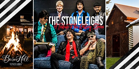 Rolling Stones Tribute The Stoneleigh's and Great Texas Wine!!! tickets